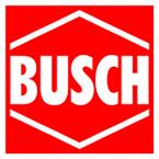 Busch 9755 - 7 Edelstecktannen mit Holzstapel