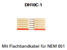 Doehler & Haass DH10C-1-gen2 - Fahrzeugdecoder