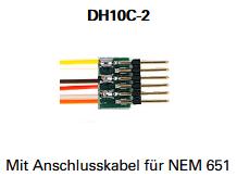 Doehler & Haass DH10C-2-gen2 - Fahrzeugdecoder