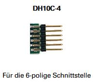 Doehler & Haass DH10C-4-gen2 - Fahrzeugdecoder
