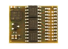 Doehler & Haass DH21A-0 - Fahrzeugdecoder o.Drähte