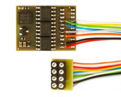 Doehler & Haass DH21A-2 Fahrzeugdecoder für NEM 65
