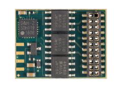 Doehler & Haass DH21A-4 Fahrzeugdecoder 21-polig