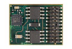 Doehler & Haass DH22A-4 -Fahrz.-Decoder für PluX22