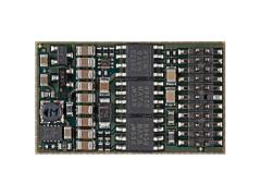 Doehler & Haass SD22A-0 - Fahrzeugsounddecoder SD2