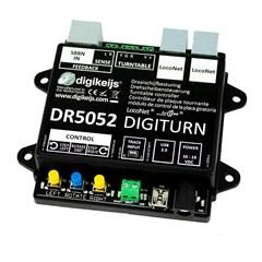 Digikeijs DR5052-BASIC -Basis-Set Drehscheiben con