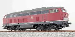 ESU 31018 - Diesellok, H0, BR 215, 215 117, altrot
