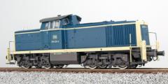 ESU 31231 - Diesellok, H0, 290 026, DB, Ozeanblau-