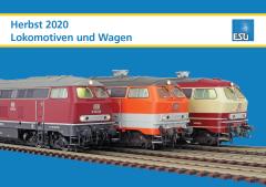ESU 52970 - Herbst-Neuheiten 2020, ESU KG, deutsch
