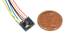 ESU 53620 - LokPilot Fx Nano, Funktionsdecoder MM/