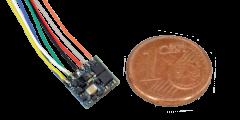 ESU 53661 - LokPilot Nano Standard, DCC Decoder, 8