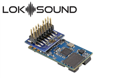 ESU 58814 - LokSound 5 micro DCC/MM/SX/M4 Leerdec