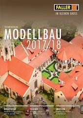 Faller 190906 - Faller Katalog 2017/2018 mit