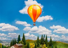 Faller 232390 - Heißluftballon