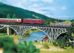Faller 282915 - Stahlträgerbrücke