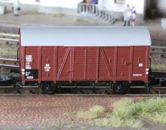 Freudenreich 49.334.201 - Güterwagen Bauart Kassel