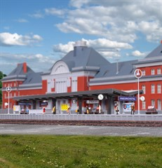 Kibri 36747 - Z Bahnsteig Friedrichstal