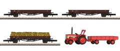 Märklin 81772-WAGEN - nur Wagen/Traktor aus Zugpac