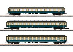 Märklin 87211 - Schnellzugwagen-Set DB