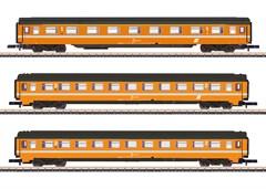 Märklin 87343 - Wagen-Set Eurofima ÖBB
