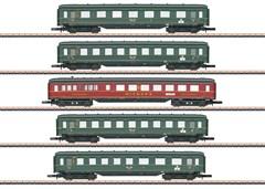 Märklin 87352 - Schnellzugwagen-Set DRG