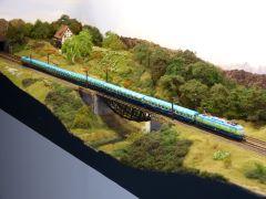 Märklin Touristik Zug 1