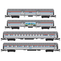 MICRO-TRAINS 994 01 270 - DEPOSIT Z Scale Amtrak P