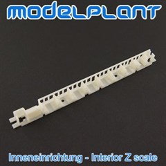 modelplant M-0037 - Lufthansa Airport Express In