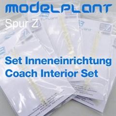 modelplant S-81331 Set Zugpackung Rheingold Inne