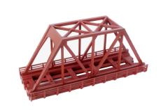NOCH 7297088 - Kastenbrücke rot, 110 mm