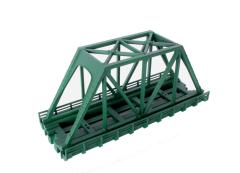 NOCH 7297089 - Kastenbrücke grün, 110 mm