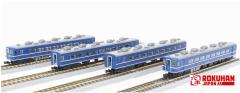 NOCH 7297704 - JNR Serie, 14K Personenw. blau