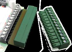 Qdecoder QD048 - Steckeradapter für Schraubklemmen