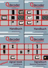 Qdecoder QD074 - Signalbuch Skandinavien