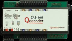 Qdecoder QD112 - Magnetweichendecoder Qdecoder ZA1