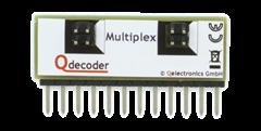 Qdecoder QD122 - Adapterleiste Multiplex