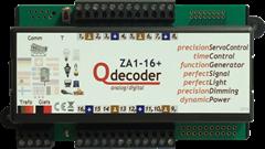 Qdecoder QD124 - ZA1-16+ - deLuxe -