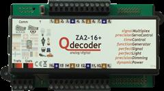 Qdecoder QD127 - ZA2-16+ - deLuxe -