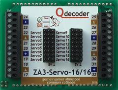 Qdecoder QD132 - ZA3-Servo-16