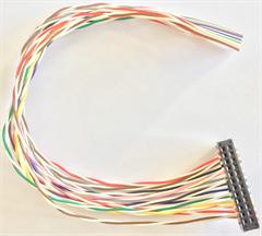 Qdecoder QD141 - Kabel (25 cm) für 12 Anschlüsse a