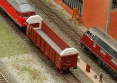 RATIMO 16006 - Aufsatz für EAOS zum Holztransport