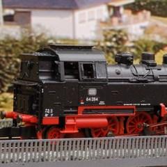 RATIMO 16009 - Seitenscheiben für BR 64 und BR 86