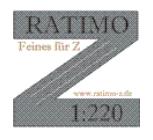 RATIMO 16030 - Seitenscheiben BR 24 (Inhalt 4 Stck