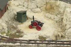 Saller 22411 - Lanz HL - 12 PS - Acker grün