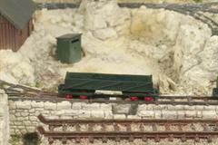 Saller 22615 - Holzkastenwagen m. 2 Drehgestellen