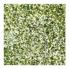 Silhouette SI-722-21 - Wiese mit Blüten Frühling
