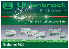 Uhlenbrock 11200 - Neuheitenprospekt 2021
