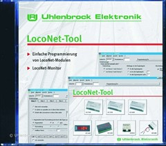 Uhlenbrock19100 - LocoNet-Tool