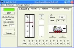 Uhlenbrock19200 - Multi-Control