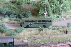 Bus 08017 - Bundeswehr